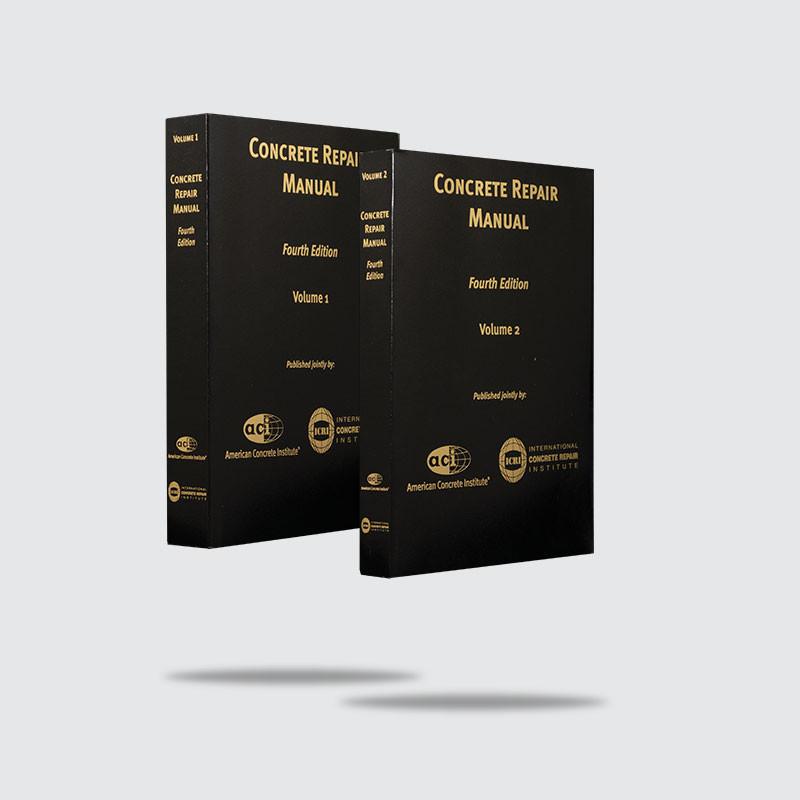 Concrete Repair Manual